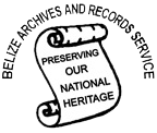 Belize Archives and Records Service Logo
